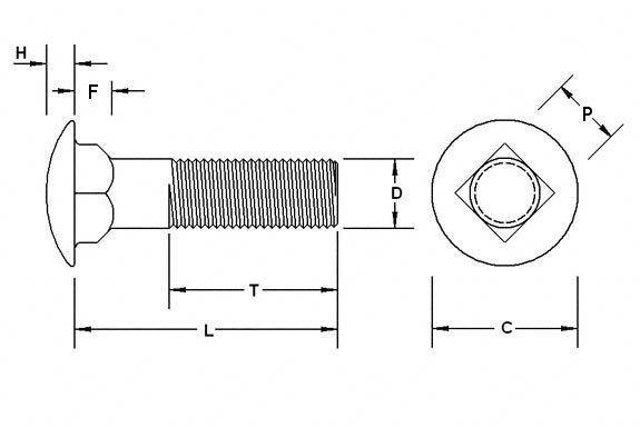 carriage_bolt_drawing