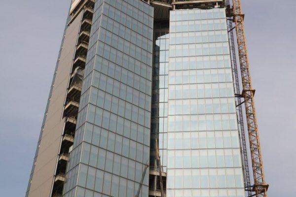 الهیه(ساختمان مرکزی بانک آینده)